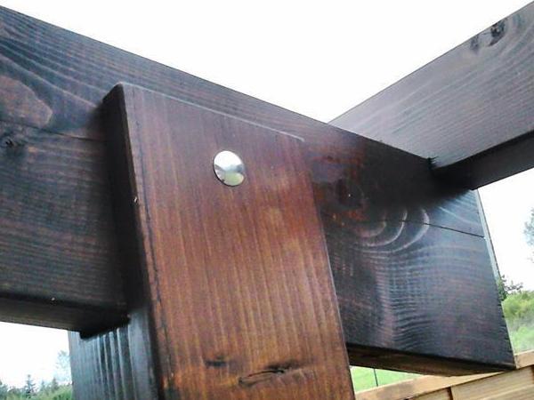 konstrukcje tarasowe oraz wiaty 16