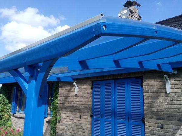 konstrukcje tarasowe oraz wiaty 9